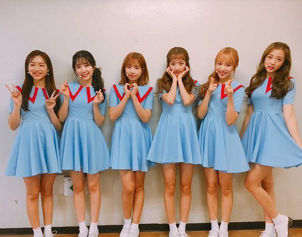 Tags: K-Pop, April, Lee Jinsol, Rachel (April), Yang Yena, Yoon Chaekyung, Lee Naeun, Kim Chaewon (April)