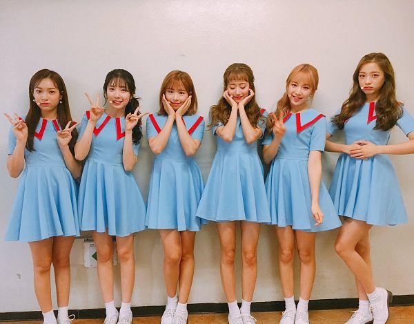 Tags: K-Pop, April, Yoon Chaekyung, Lee Naeun, Kim Chaewon (April), Lee Jinsol, Rachel (April), Yang Yena