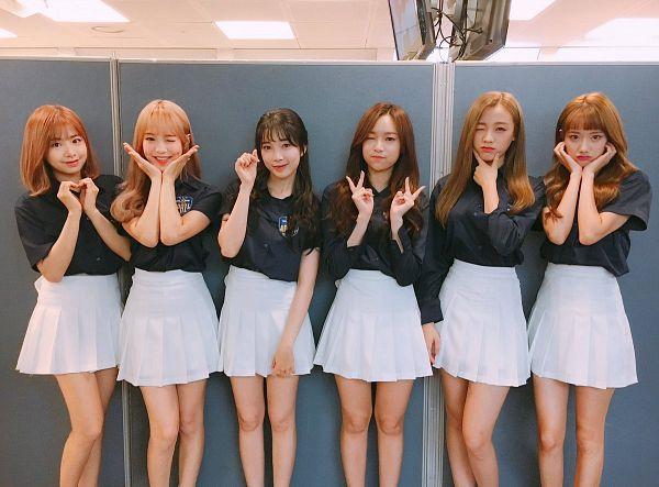 Tags: K-Pop, April, Lee Naeun, Kim Chaewon (April), Lee Jinsol, Rachel (April), Yang Yena, Yoon Chaekyung