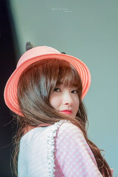 Tags: K-Pop, Oh My Girl, Arin, Blunt Bangs, Fansigning Event, Android/iPhone Wallpaper