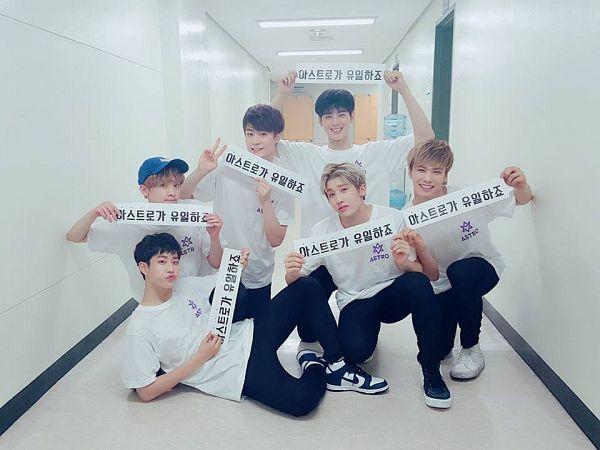 Tags: K-Pop, Astro, Moon Bin, Rocky, Jin Jin, Yoon Sanha, MJ, Cha Eunwoo