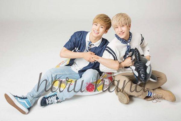 Tags: K-Pop, Astro, Rocky, Jin Jin, Haru Hana, Magazine Scan