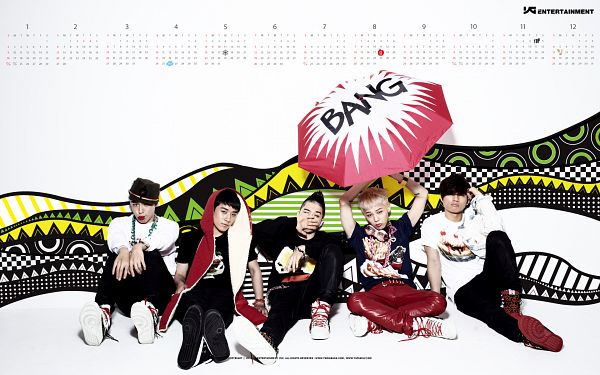 Tags: K-Pop, BIGBANG, Seungri, G-Dragon, Taeyang, T.O.P., Kang Daesung, Sneakers, Necklace, Leather Pants, White Background, Red Footwear
