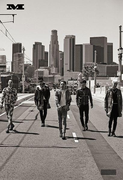 Tags: K-Pop, BIGBANG, Taeyang, Kang Daesung, T.O.P., Seungri, G-Dragon, Loser, Five Males