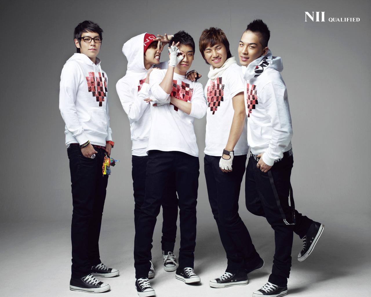 kpop big bang members
