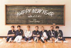 BTS 2017 Season's Greetings