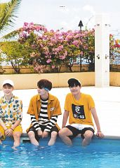 BTS 2018 Summer Package