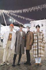 BTS 2020 Winter Package