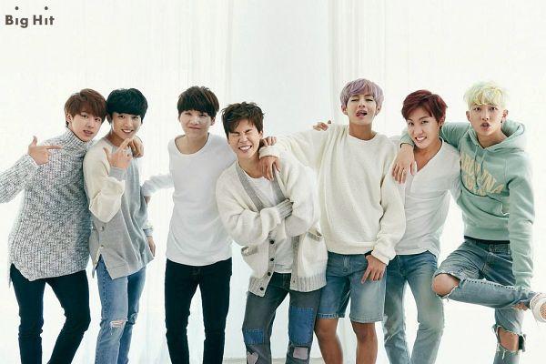 Tags: K-Pop, BTS, V (Kim Taehyung), Rap Monster, Park Jimin, J-Hope, Suga, Jungkook, Jin, Hood, Red Hair, Curtain
