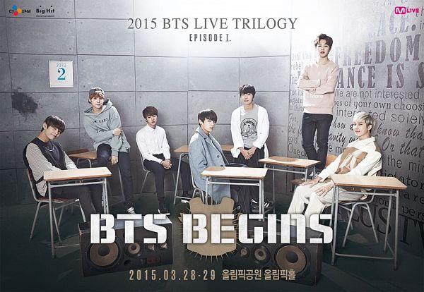 Tags: K-Pop, BTS, Park Jimin, J-Hope, Suga, Jungkook, Jin, V (Kim Taehyung), Rap Monster, Text: Calendar Date, Crossed Arms, Coat