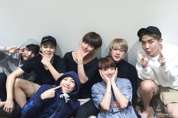 Tags: K-Pop, BTS, Suga, Jungkook, Jin, V (Kim Taehyung), Rap Monster, Park Jimin, J-Hope, Grin, Dimples, Hood