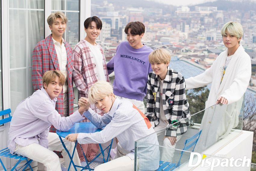Tags: K-Pop, BTS, Rap Monster, Park Jimin, J-Hope, Suga, Jungkook, Jin, V (Kim Taehyung), White Day, Laughing, English Text