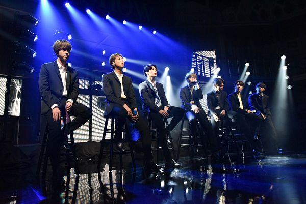 Tags: K-Pop, BTS, Make It Right, J-Hope, Suga, Jungkook, Jin, V (Kim Taehyung), Rap Monster, Park Jimin, Spotlight, Singing