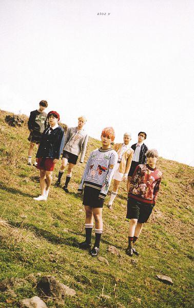Tags: K-Pop, BTS, Park Jimin, J-Hope, Suga, Jungkook, Jin, V (Kim Taehyung), Rap Monster, White Legwear, Knee Socks, Bare Legs