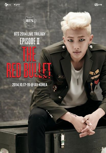 BTS Live Trilogy Episode II: The Red Bullet - Bangtan Boys