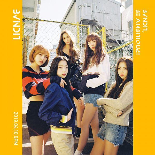 Tags: K-Pop, BVNDIT, Simyeong, Jungwoo, Songhee, Yiyeon, Seungeun