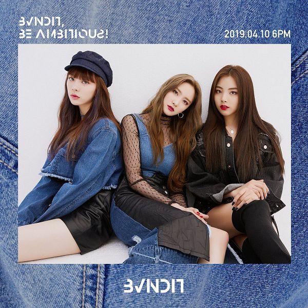 Tags: K-Pop, BVNDIT, Yiyeon, Simyeong, Songhee