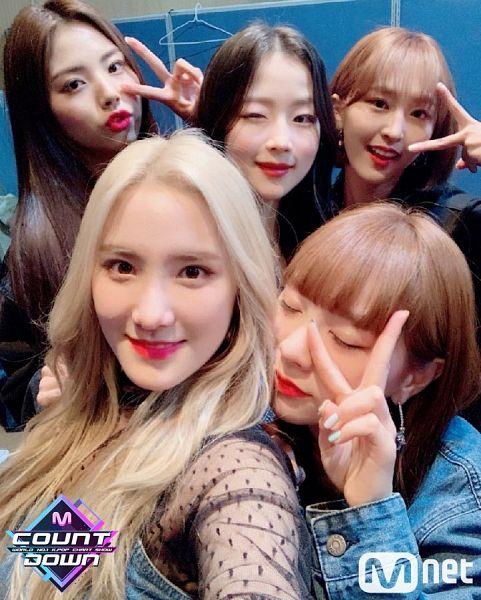 Tags: K-Pop, BVNDIT, Yiyeon, Seungeun, Simyeong, Jungwoo, Songhee