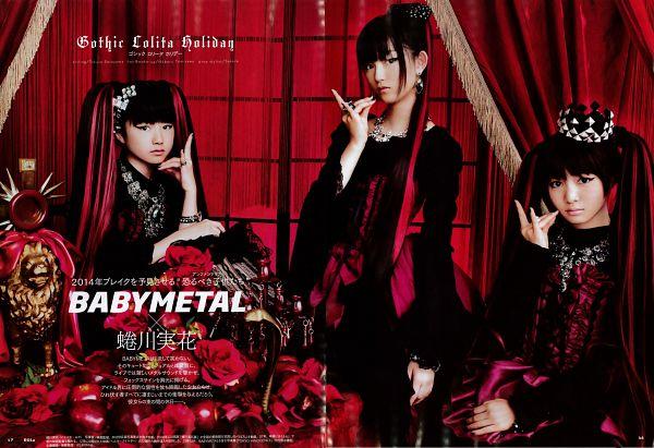 Tags: J-Pop, Babymetal, Wallpaper
