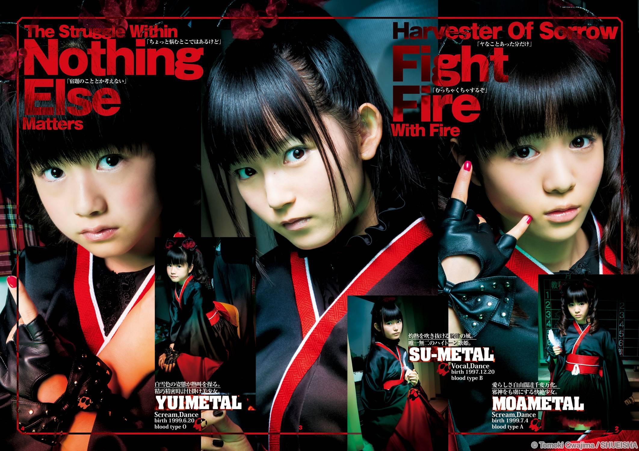 Su Metal Babymetal Asiachan Kpop Image Board