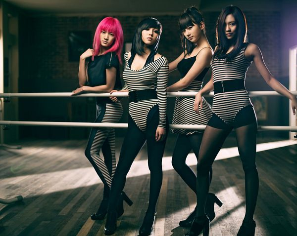 Bad Girl Good Girl - Miss A