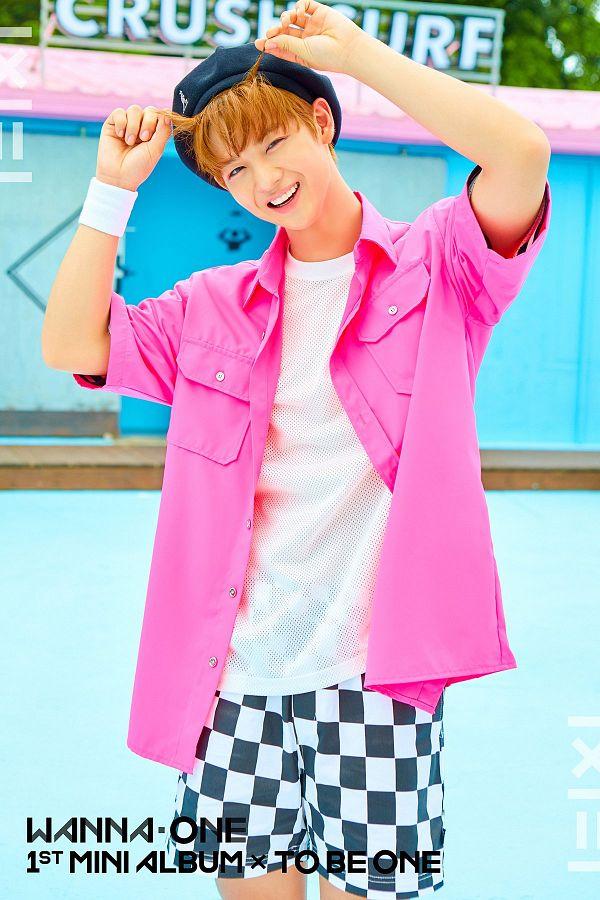 Bae Jin-young - Wanna One