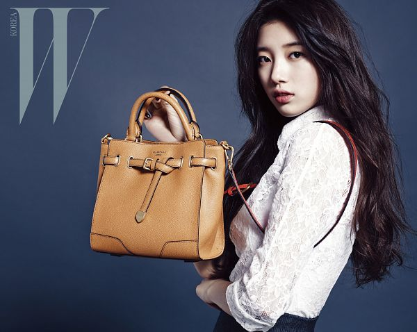 Tags: K-Pop, Miss A, Bae Suzy, W Korea, Magazine Scan, Scan, Bean Pole