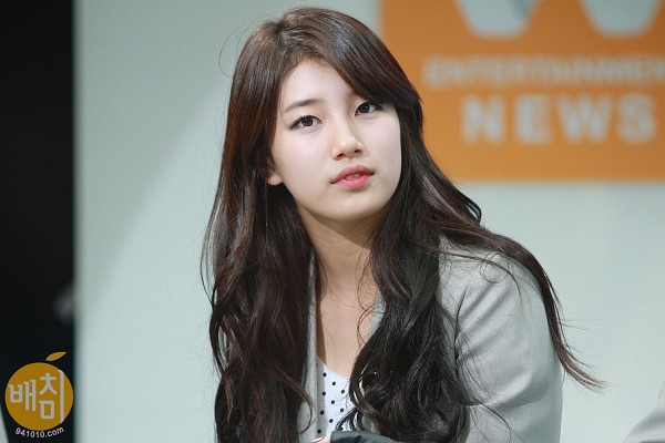 Tags: K-Pop, Miss A, Bae Suzy, Serious, Text: URL, Jacket