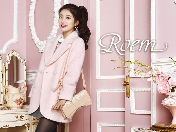 Tags: K-Pop, Miss A, Bae Suzy, Pink Flower, Skirt, Pantyhose, Brown Legwear, Flower, Hair Up, Pink Outerwear, Ponytail, Make Up