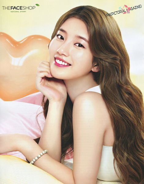 Tags: K-Pop, Miss A, Bae Suzy, Make Up, The Face Shop