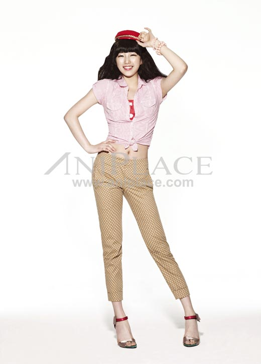 Tags: K-Pop, Miss A, Bae Suzy, Light Background, White Background, Hat, Make Up, Aniplace