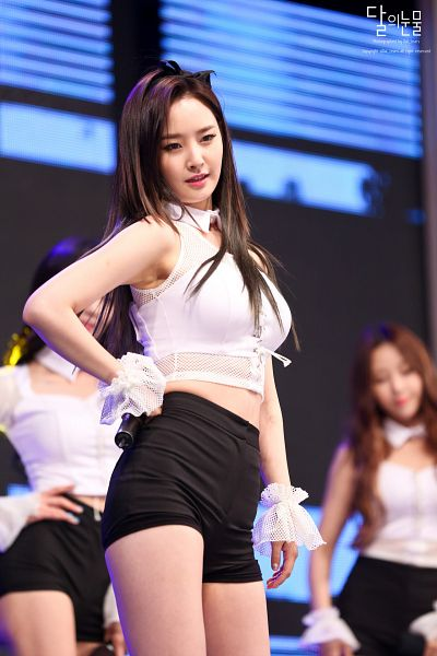 Bae Woo-hee - Dal Shabet
