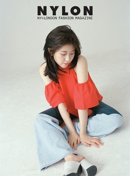 Tags: K-Pop, 15&, Baek Yerin, Nylon, Magazine Scan