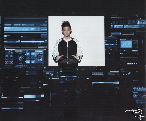 Tags: K-Pop, Got7, BamBam, Serious, Hand In Pocket, Scan, Identify