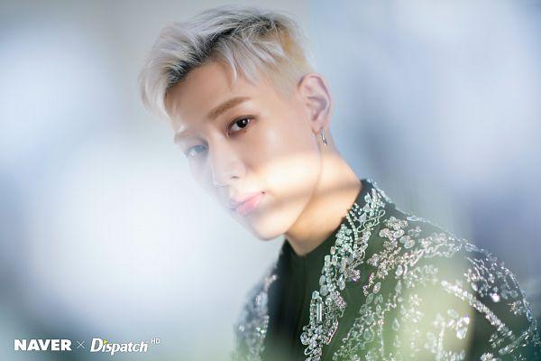 Tags: K-Pop, Got7, BamBam, White Hair, Serious, Dispatch