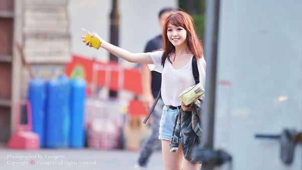 Tags: Girls' Day, Bang Minah, Wallpaper, HD Wallpaper