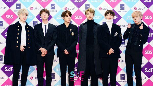 Tags: K-Pop, Bangtan Boys, Park Jimin, J-Hope, Jin, Jungkook, Rap Monster, V (Kim Taehyung)