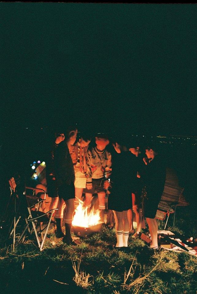 Tags: K-Pop, Bangtan Boys, Jungkook, Jin, V (Kim Taehyung), Rap Monster, Park Jimin, J-Hope, Suga, Full Body, Night, Fire