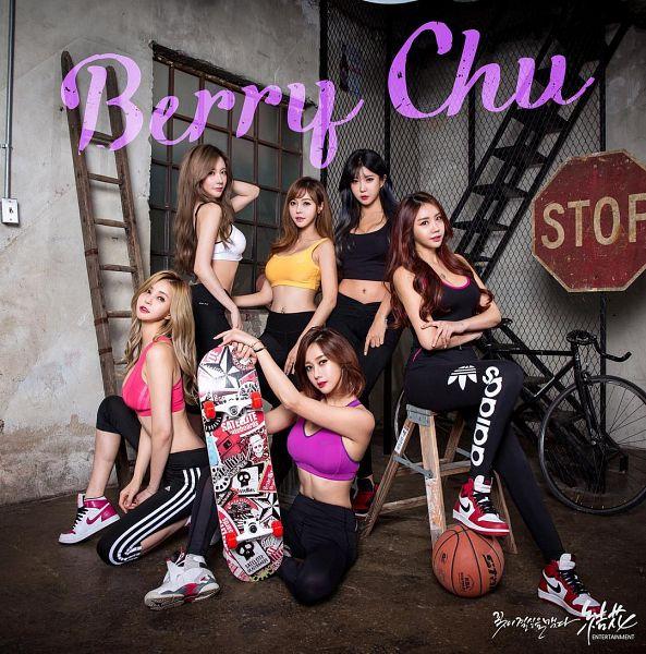Berry Chu - K-Pop