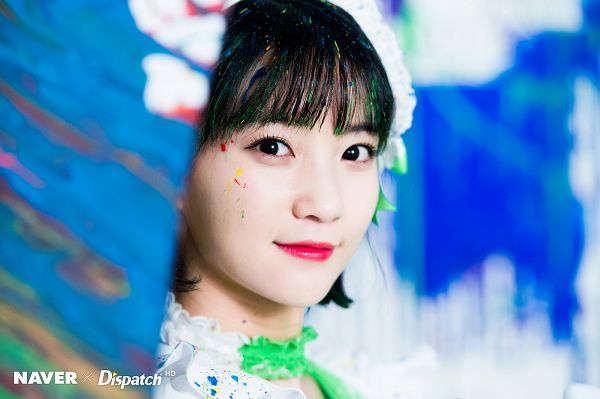 Tags: K-Pop, Oh My Girl, Binnie, Wallpaper, HD Wallpaper