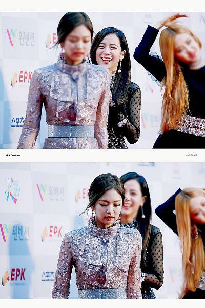 Tags: K-Pop, Black Pink, Jennie Kim, Kim Jisoo