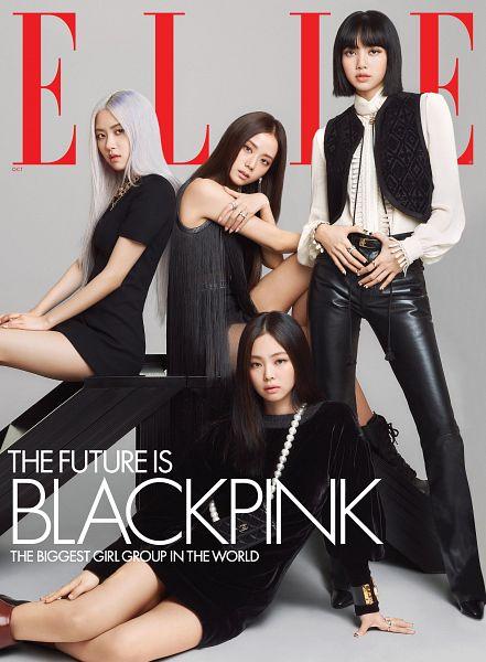 Tags: K-Pop, Black Pink, Jennie Kim, Rosé (singer), Kim Jisoo, Lisa