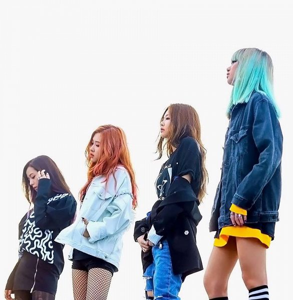 Tags: K-Pop, Black Pink, Kim Jisoo, Lisa, Jennie Kim, Rosé (singer)