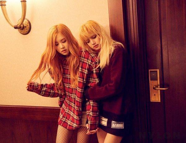 Tags: K-Pop, Black Pink, Lisa, Rosé (singer)