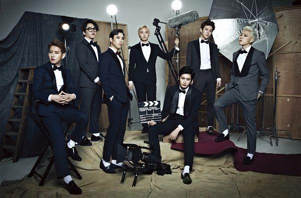 Tags: K-Pop, Block B, Zico, Taeil, Kyung, Jaehyo, U-kwon, B-bomb, P.O, Holding Object, Group, Hand In Pocket