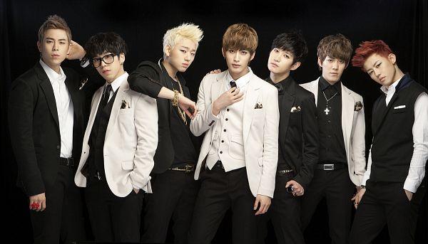 Tags: K-Pop, Block B, Kyung, Jaehyo, U-kwon, B-bomb, P.O, Zico, Taeil, Bracelet, Belt, White Jacket