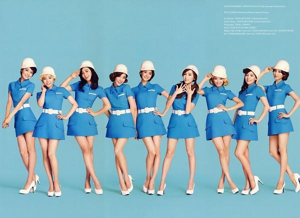 Blue Dress - Dress