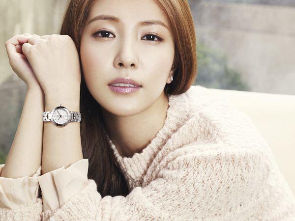 Tags: K-Pop, BoA, Watch, Wristwatch, Sweater, Wallpaper