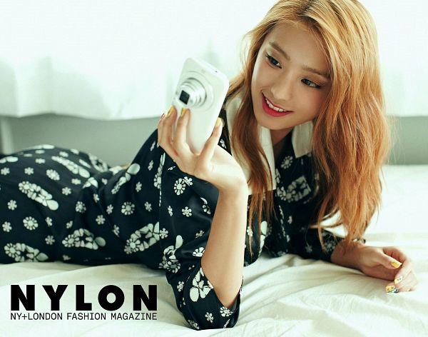 Tags: K-Pop, Sistar, Sistar19, Bora, Camera, Magazine Scan, Nylon