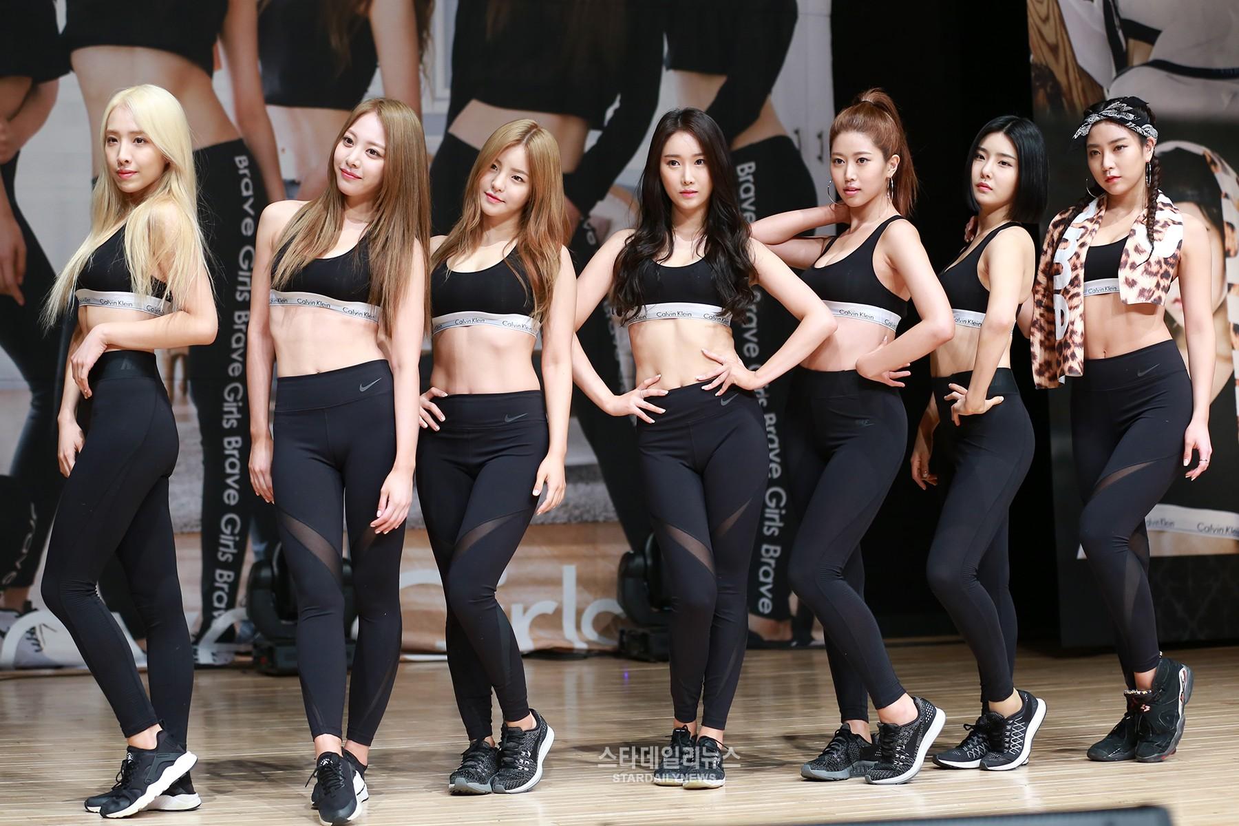 brave girls Brave girls '롤린'(rollin') special choreography video'비글美 폭발'(브레이브걸스, 용감한형제, 골링춤, 여우춤, 혈압춤) - duration: 7:28.